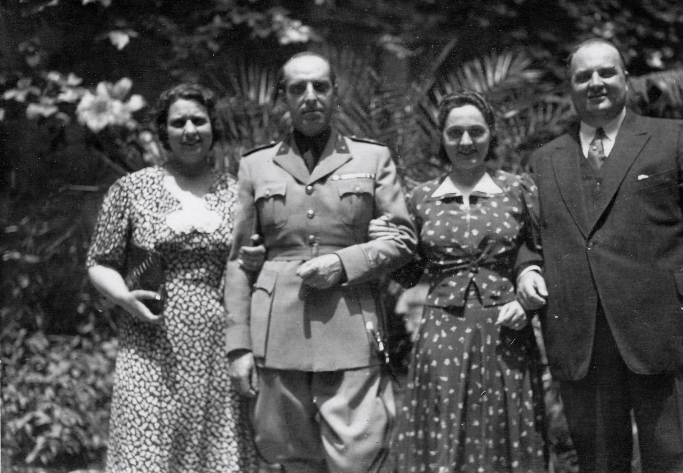 11 June 1939, near Napoli